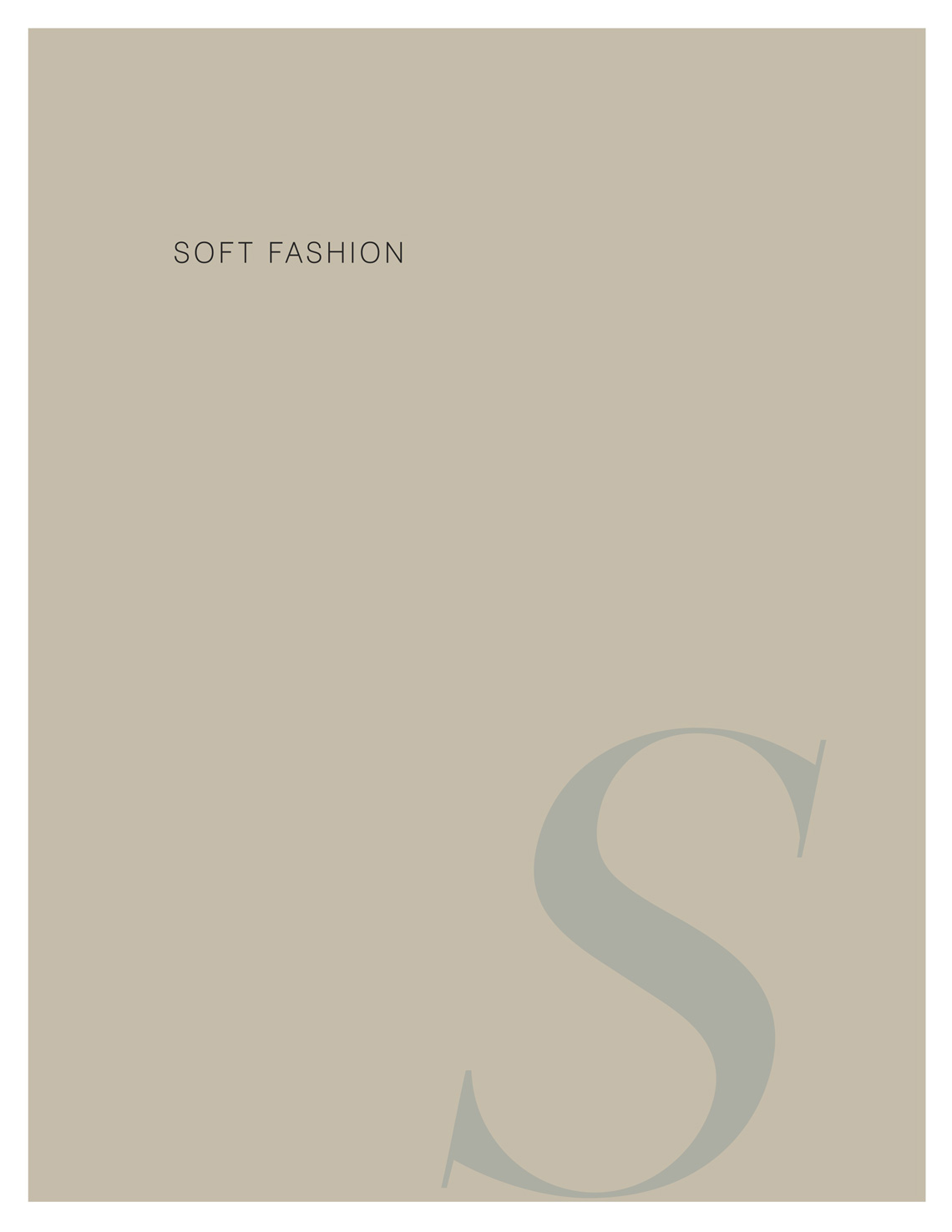 SOFT FASHION