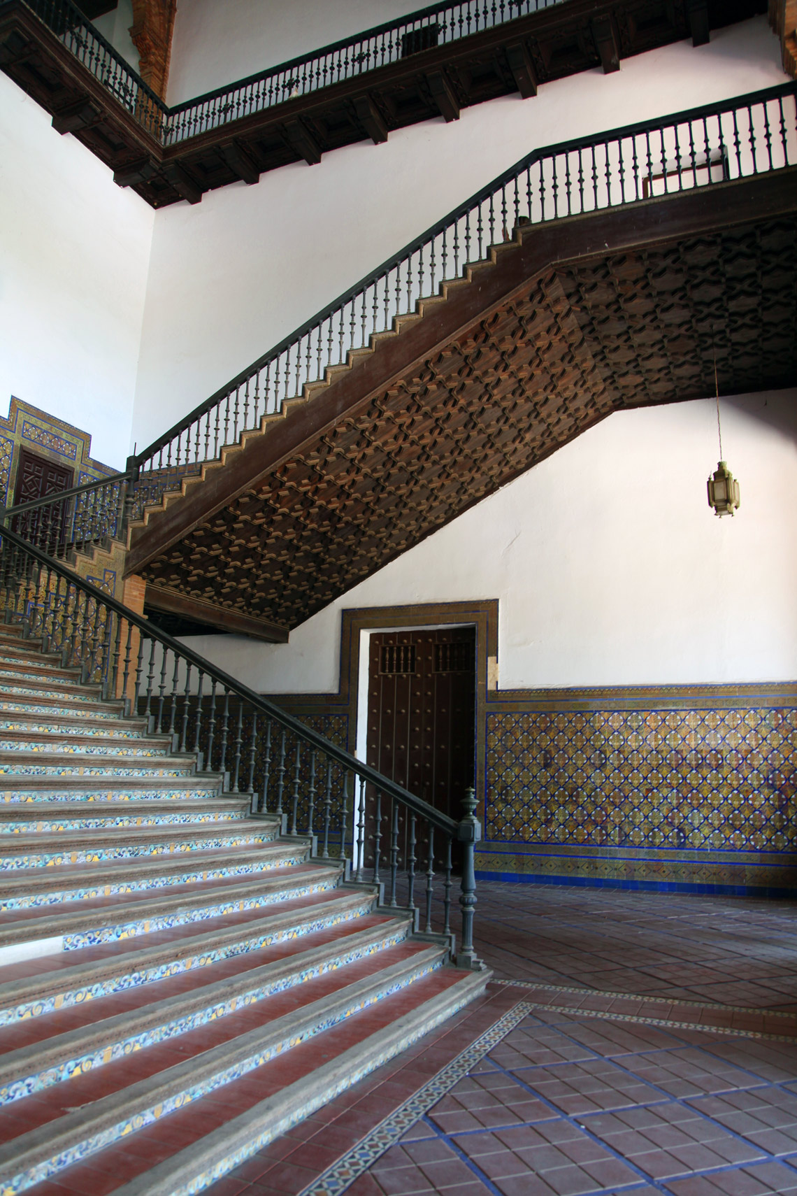 Seville-stairs